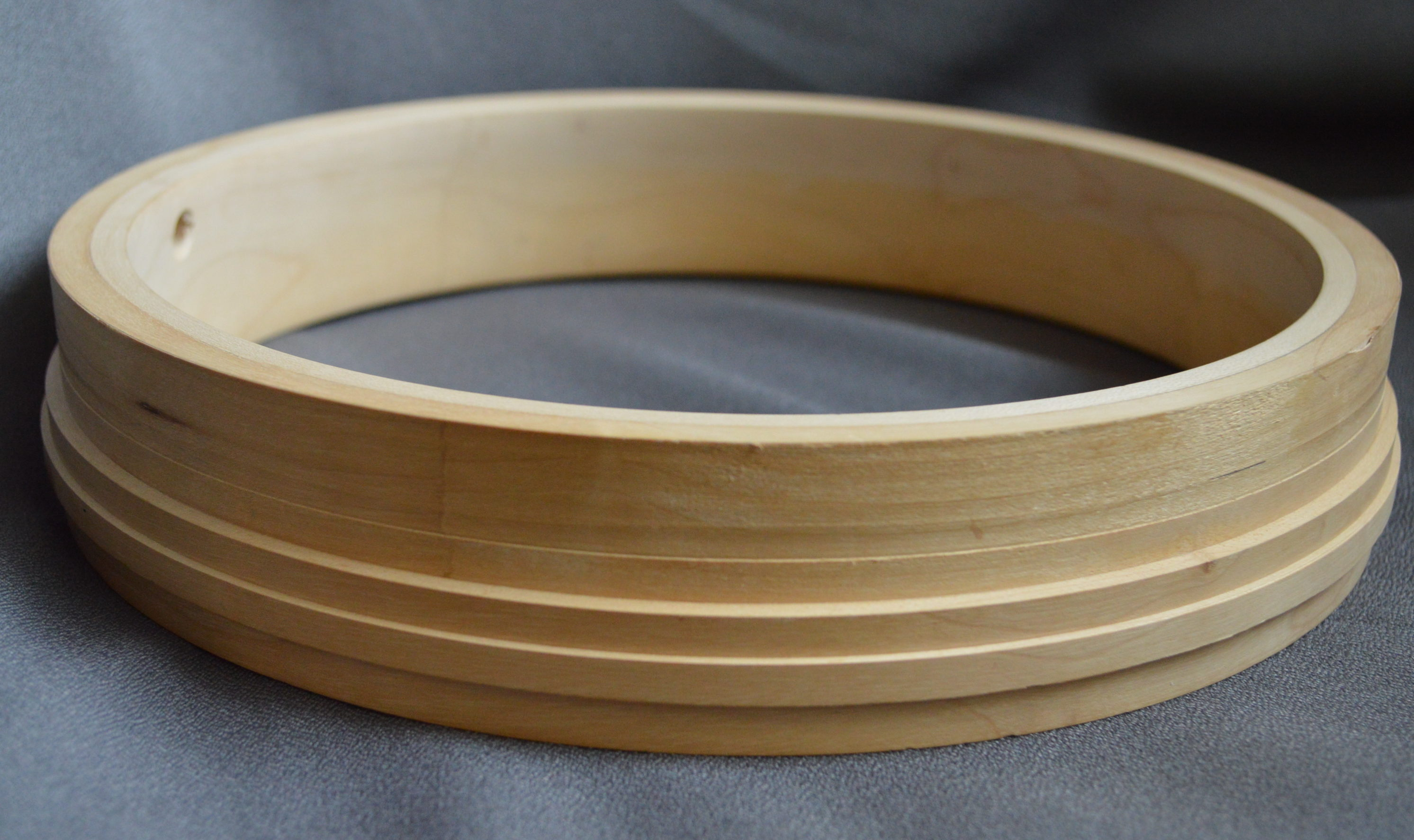 Prucha 3-ply Maple Rim Product