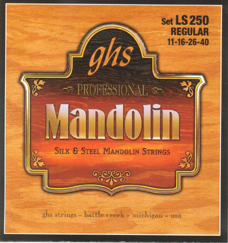 GHS Mandolin Silk & Steel Medium Product