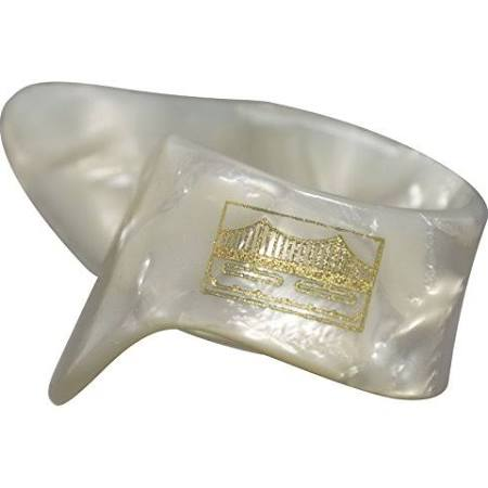 Golden Gate Pearloid Thumbpick – Extra Heavy Product