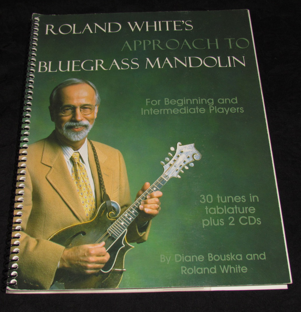 Roland White's Approach to Bluegrass Mandolin Product