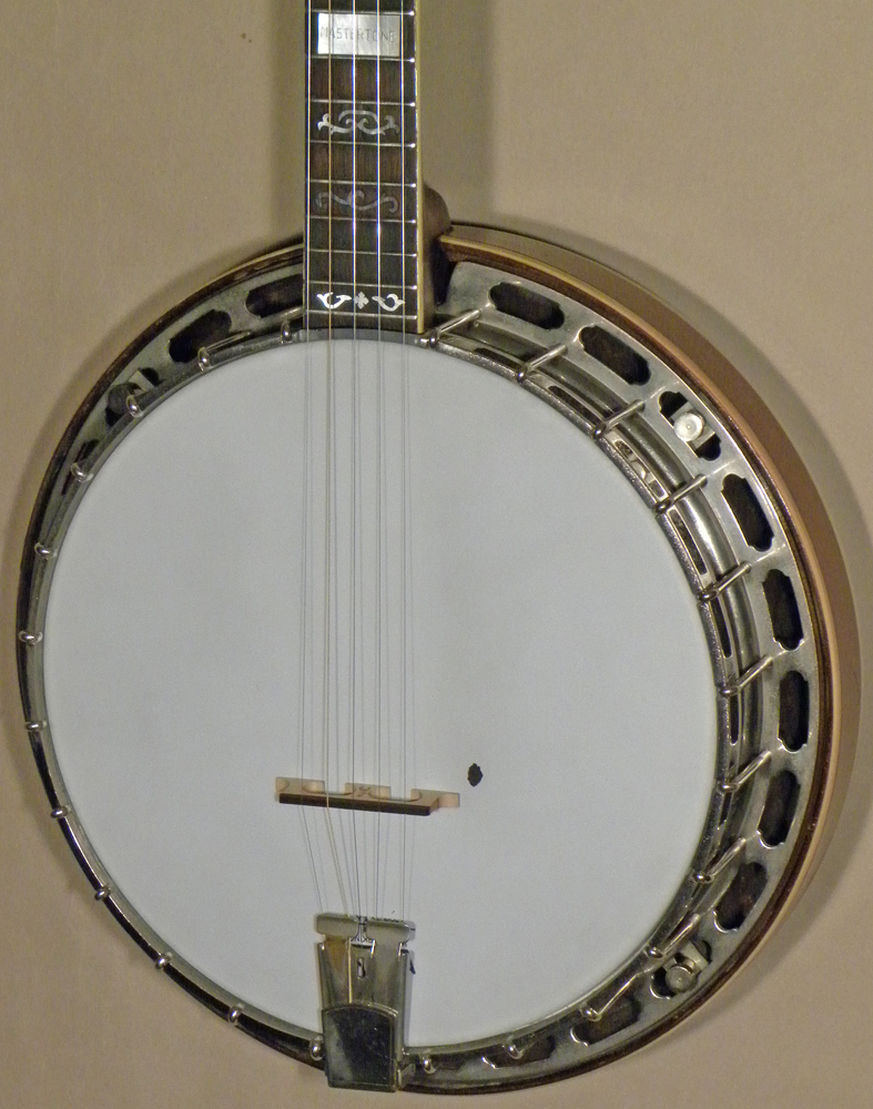 1930 Gibson Flathead Style 3 Conversion Banjo Product