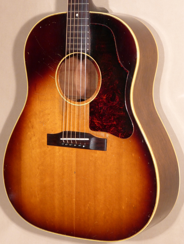 1957 Gibson J-45 Guitar Product