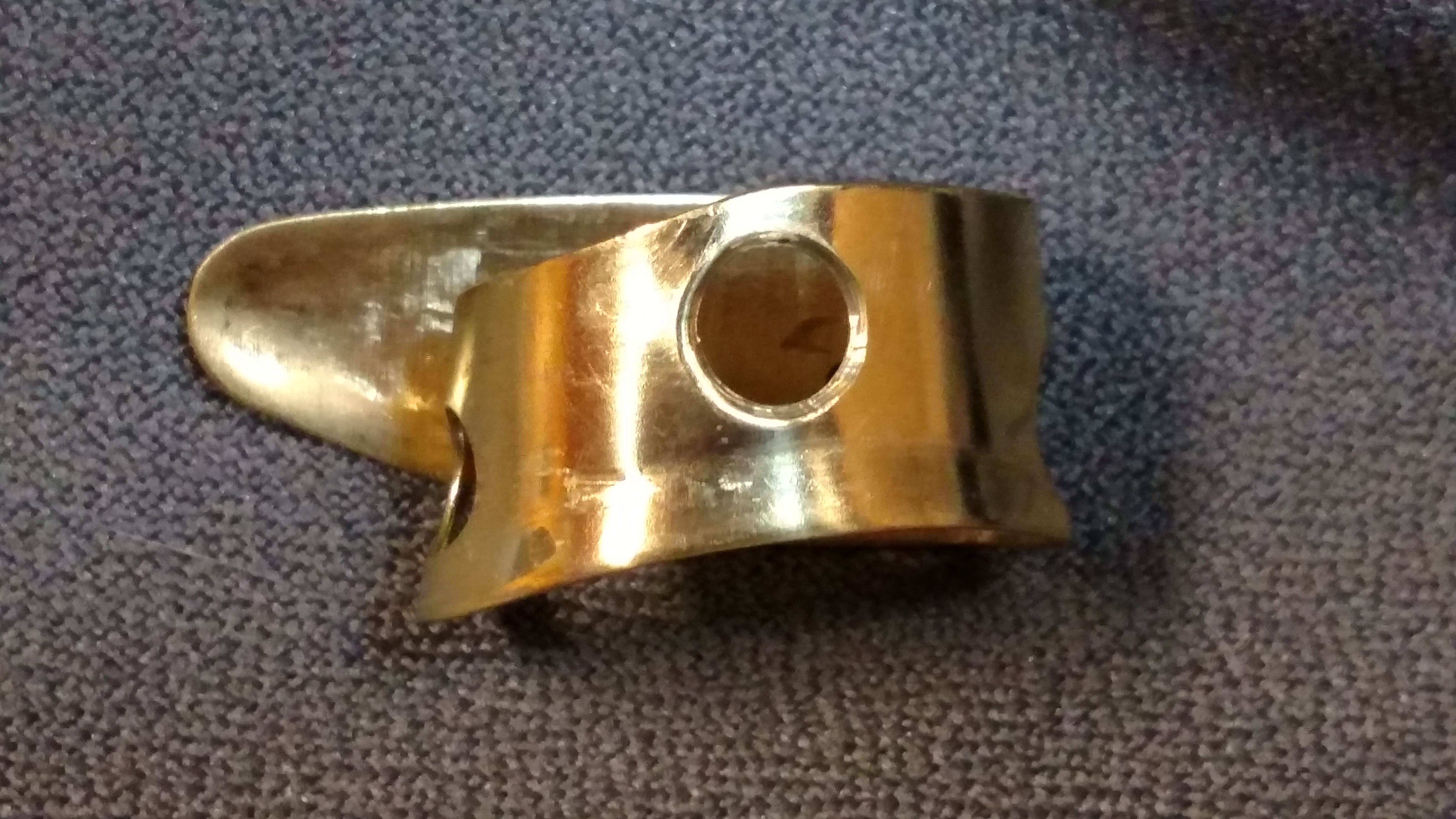 Acri All Brass Thumbpick Product
