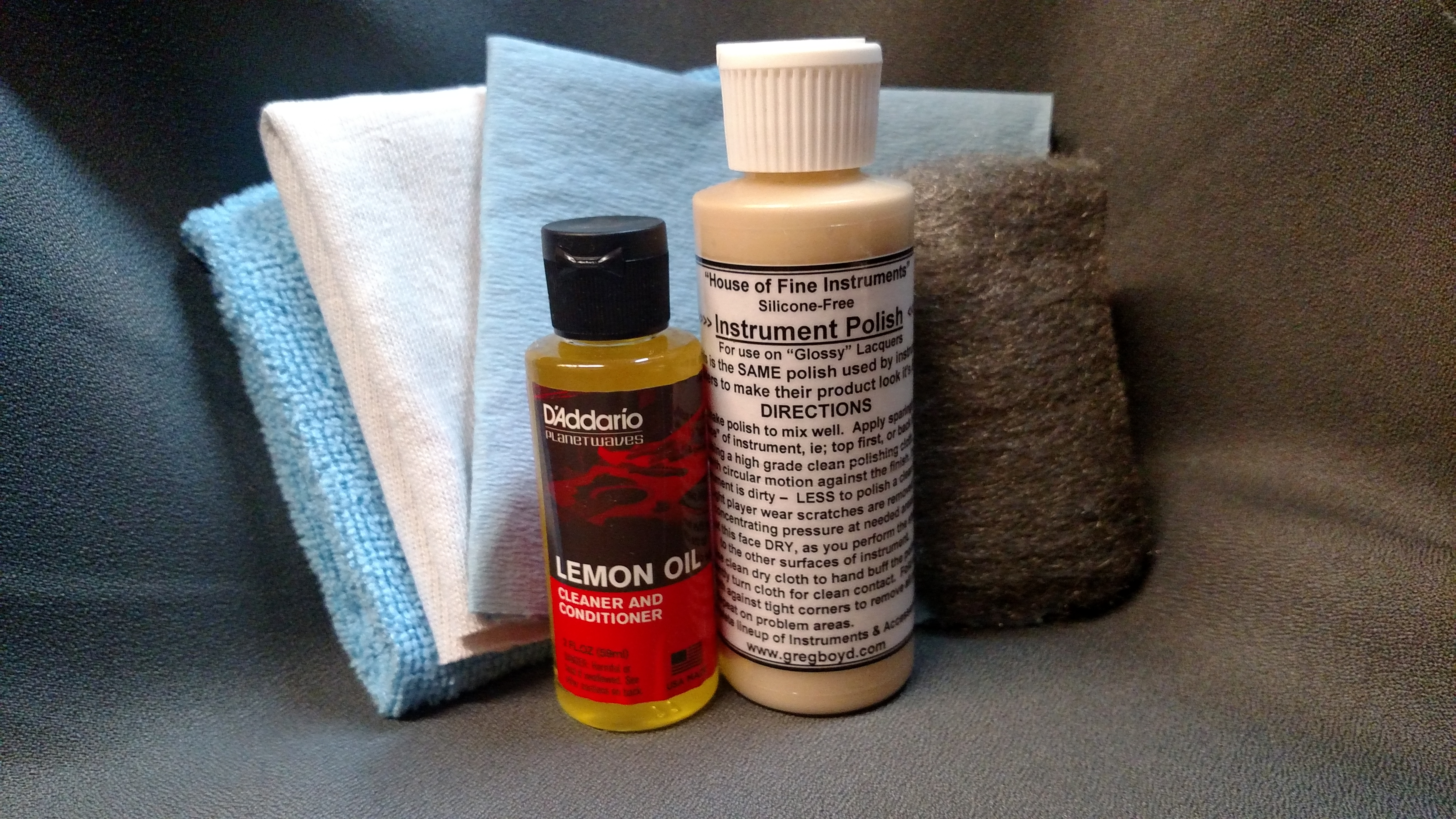 Instrument Cleaning Kit Product