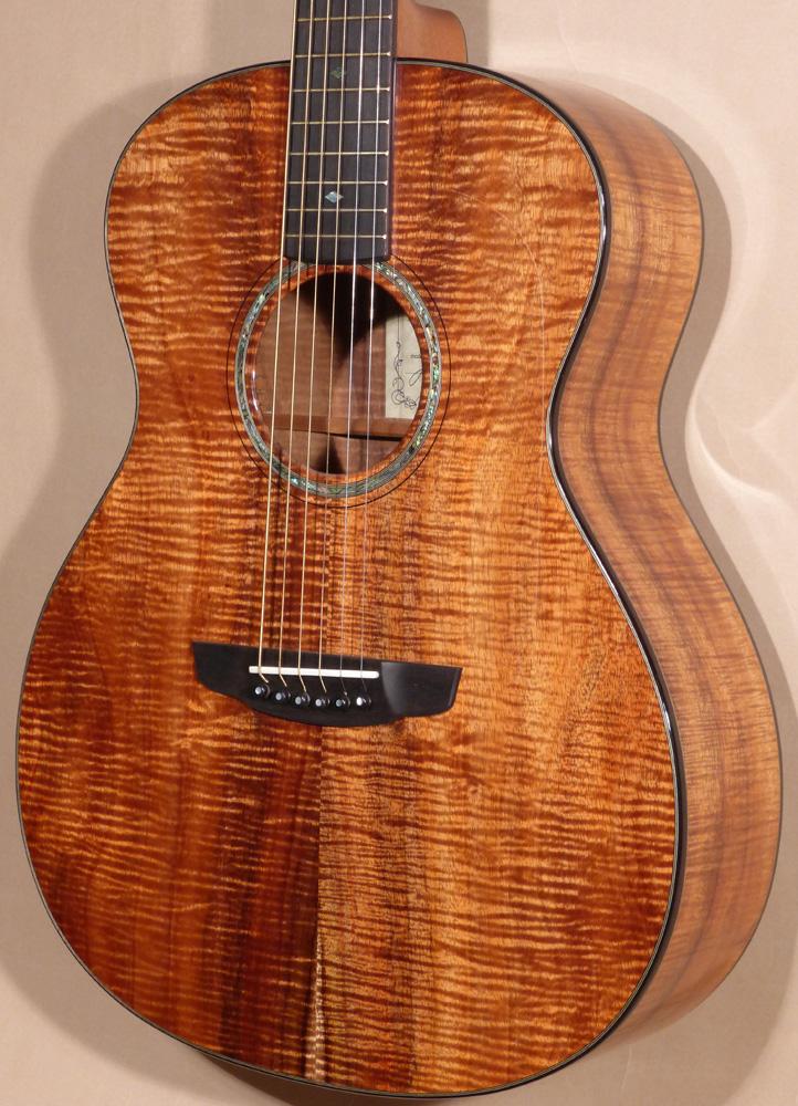 2001 Goodall KGCK Koa Guitar – On Hold Product