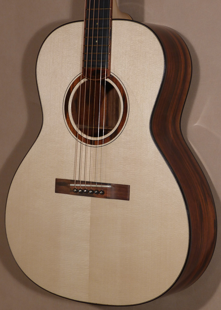 New Paulson Brazilian Rosewood 00 Guitar Product