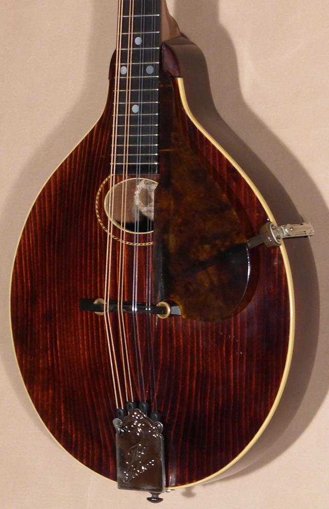 1915 Gibson A Mandolin Product