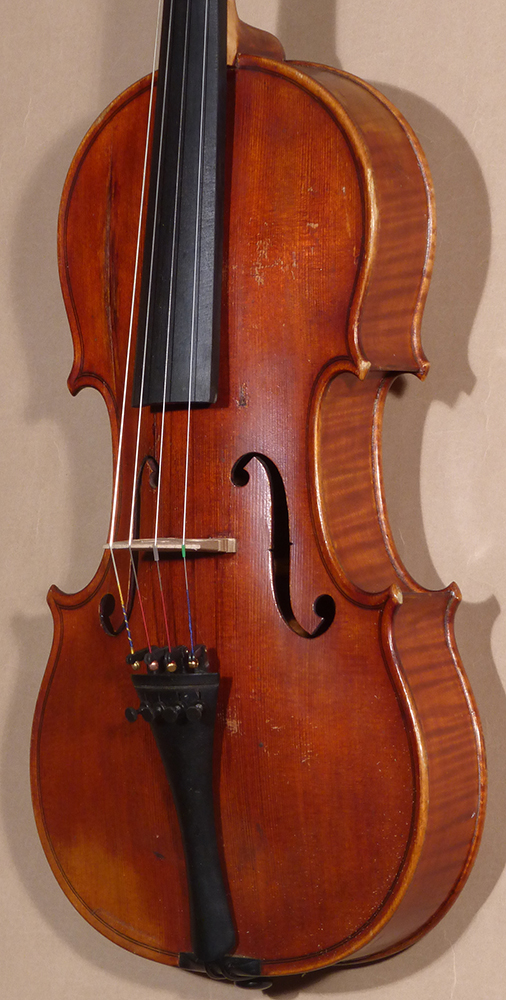 1912 Johann Glass 4/4 Violin Product