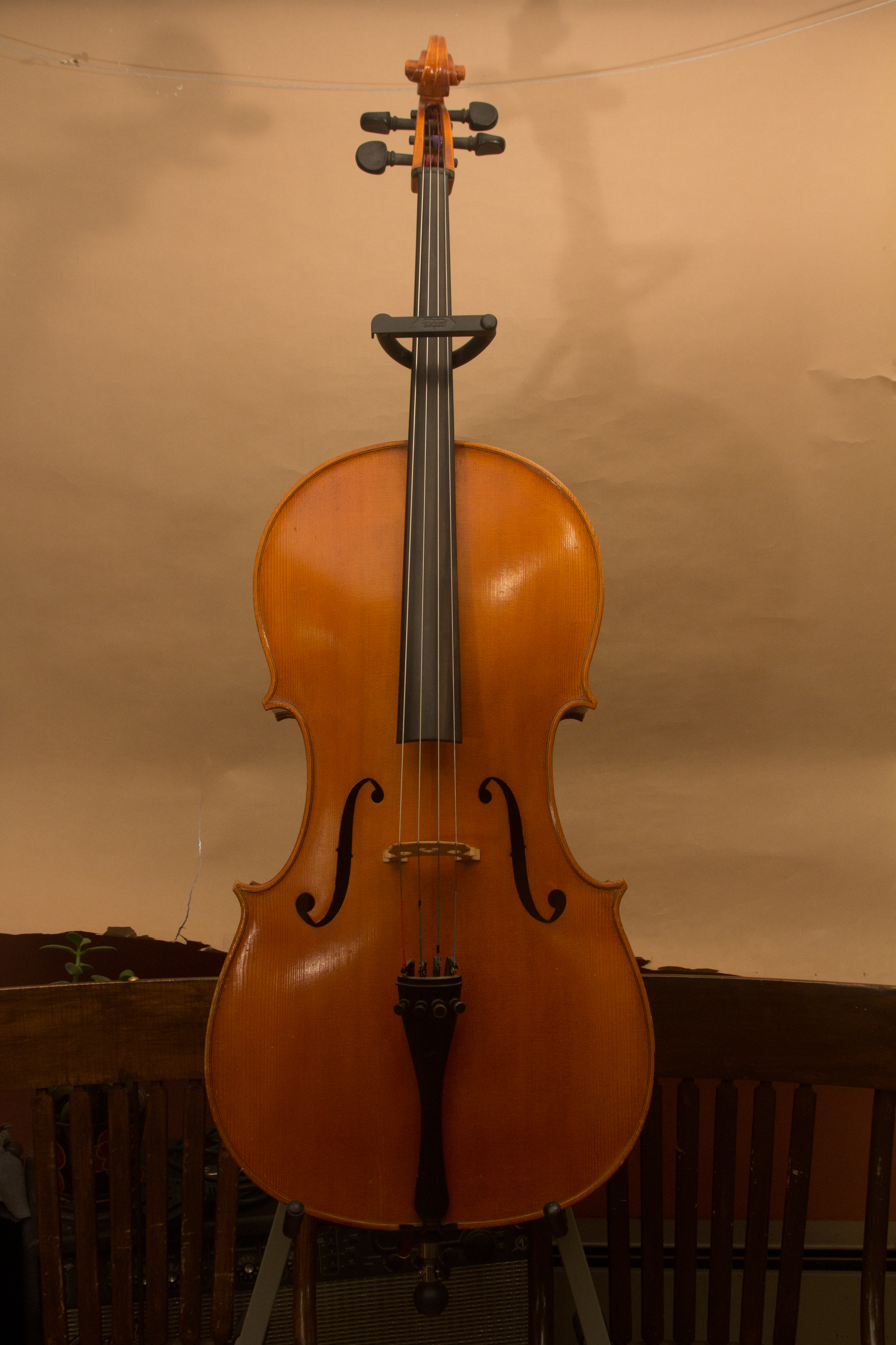 Anton Schroetter Cello Product