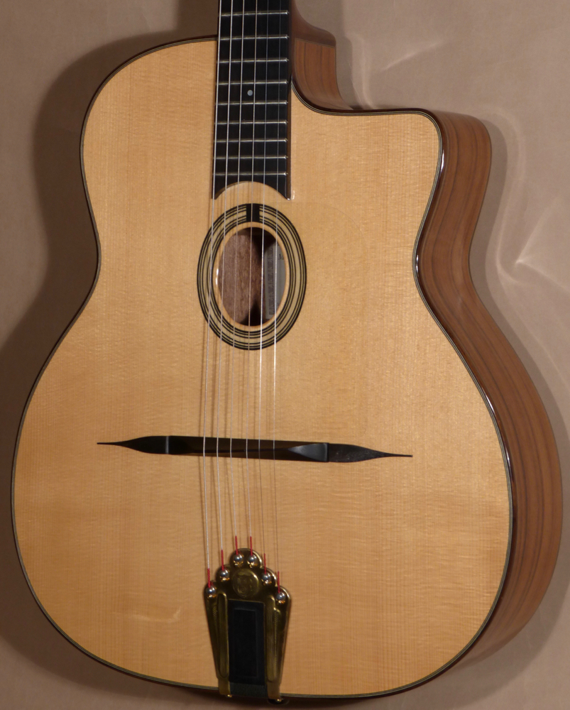 1998 Dupont MD-50 Guitar Product