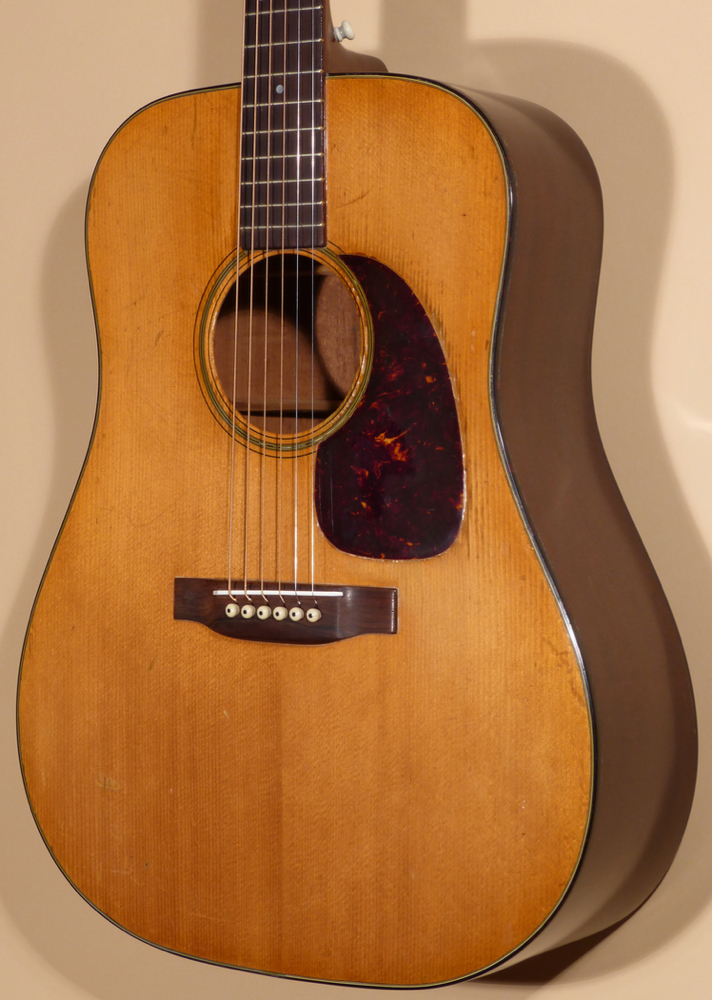 1955 Martin D-18 Product